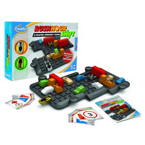 Juego De Mesa Educativo Carritos Rush Hour Shift Thinkfun