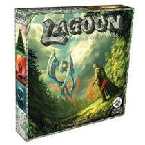 Lagoon Juego De Mesa De Estrategia Para 1 A 4 Jugadores