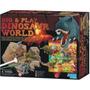 4m Excava Encuentra Dinosaurios Y Jgo De Mesa Kit Didacticos
