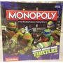Monopoly Tortugas Ninja Turtles Tmnt Monopolio Nick Hm4