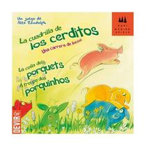 La Cuadrilla De Los Cerditos - Devir - Juego Infantil