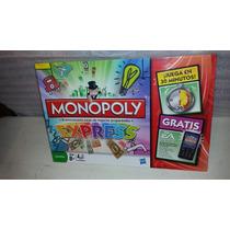 Monopoly Express De Hasbro Familiar,