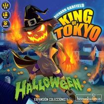 King Of Tokyo Expansión Halloween- Juego En Español