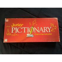 Juego De Mesa Junior Pictionary Niños