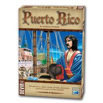Juego De Mesa Puerto Rico, Marca Devir