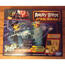 Jenga Angry Birds Tie Fighter Star Wars Hasbro