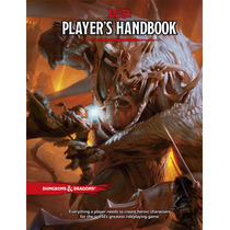 Dungeons And Dragons Players Handbook D&d 5ed
