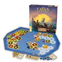Juego De Mesa Catan Piratas Y Exploradores, Marca Devir