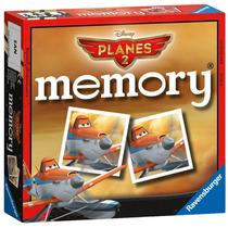Juego De Mesa - Ravensburger Planes Disney 2 Tarjeta De Memo