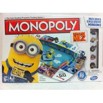 Juego De Mesa, Monopoly Mi Villano Favorito