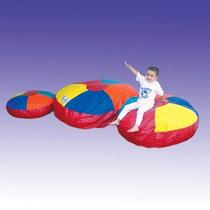 Cojines Jumbo De Estimulacion Psicomotriz Marca Kids Colors