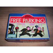 Free Parking ( Parker Brothers) Basado En Monopoly Monopolio