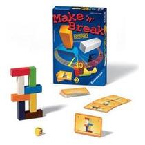 Make N Breake Compact Juego Mesa Portatil 7+ Ravensburger