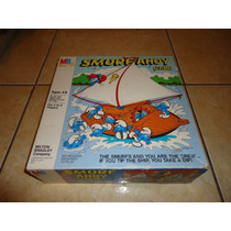 Smurf Ahoy Game Milton Bradley Año 1982 Pitufos +++