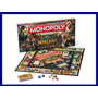 Monopoly World Of Warcraft Juego De Mesa
