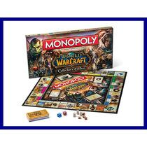 Monopoly World Of Warcraft Juego De Mesa Envio Gratis Dhl