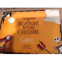The Nightmare Before Christmas Juego De Mesa