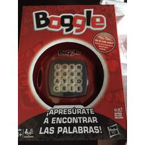 Hasbro Juego Boggle (apresúrate A Encontrar Palabras)