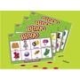 Bingo Lotería Didáctica De Palabras Marca Trend