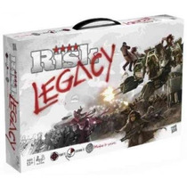 Risk Legacy The Classic Board Game, Redefined