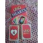 Juego De Mesa Uno Hearts Corazones