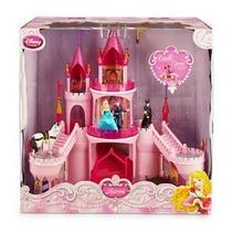 Disney Aurora Castillo Deluxe Juego Set - La Bella Durmiente
