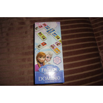Domino Edicion Frozen Disney