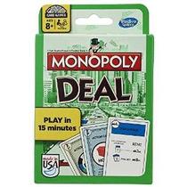 Juego De Cartas Acuerdo Monopolio