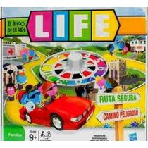 Juego Original De Mesa Life El Juego De La Vida Familiar