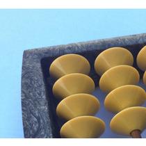 Abaco Soroban Japones Tomoe Plastico Rígido 13 Columnas