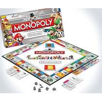 Monopoly Nintendo Edicion De Colección Envio