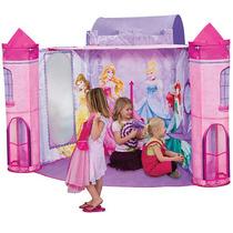 Juega Hut - Disney Princess Salon - Jugar Carpa