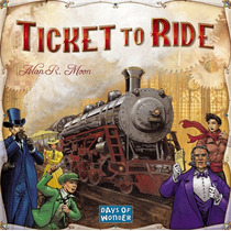 Ticket To Ride - Usa - Juego De Mesa (aventureros Al Tren)