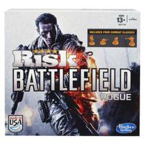 Risk Battlefield Juego De Mesa Para 2 A 4 Jugadores
