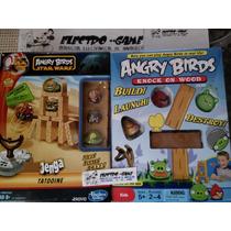 Angry Birds Space, Juego De Mesa Con Luz Y Sonido.fn4