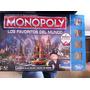Monopoly. Ciudades Del Mundo