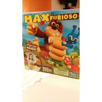 Juego De Mesa Max El Furioso Hasbro Nuevo