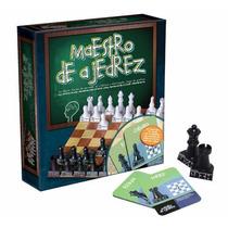 Juego Maestro De Ajedrez - Aprende Jugando Promo Regalo *