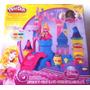 Hasbro Play Doh Disney Princesas Castillo Con Aurora