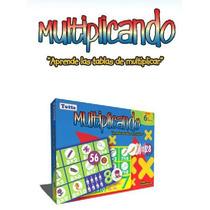 T031 Multiplicando Juego Educativo Matemáticas 5+ Totte