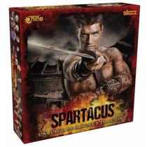 Spartacus Un Juego De Sangre Ytraición, Juego De Mesa