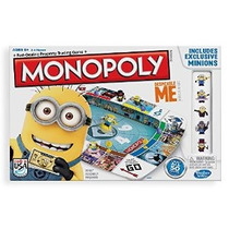 Juego Monopoly Despicable Me Edición