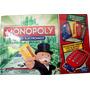 Juego De Mesa Monopoly Electronico De Hasbro