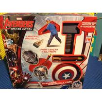 Juego De Mesa Amenaza De Ultron Avengers Marvel De Fotorama