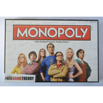 Monopolio Teoría Del Big Bang Monopoly Big Bang Theory