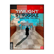 Twilight Struggle - La Guerra Fria - Juego De Mesa Devir