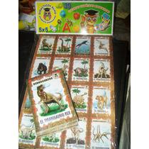 Gcg Juego Didactico Loteria Dinosaurios