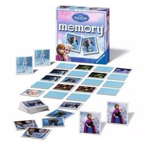 Ravensburger - Juegos De Mesa Disney 21108-memory® Frozen