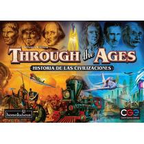 Thorugh The Ages - Juego De Mesa En Español - Devir