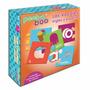 Caja Con 12 Juegos Didacticos Las Vocales Marca Peek A Boo